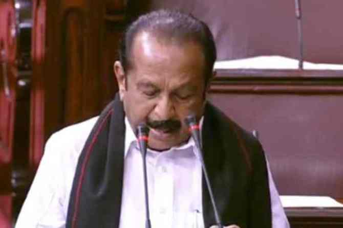 Vaiko questions on PM Modi foreign visits, மதிமுக வைகோ, Vaiko questions on Gotabaya Rajapaksa visits to India in Rajya Sabha, வைகோ மாநிலங்களவையில் கேள்வி, Vaiko speech in Rajya Sabha, Vaiko MDMK, Vaiko, Vaiko MDMK Chief
