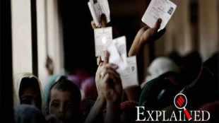jharkhand polls, jharkhand assembly elections, jharkhand polls explainer, jharkhand polls explained, jharkhand polls bjp congress, indian express news