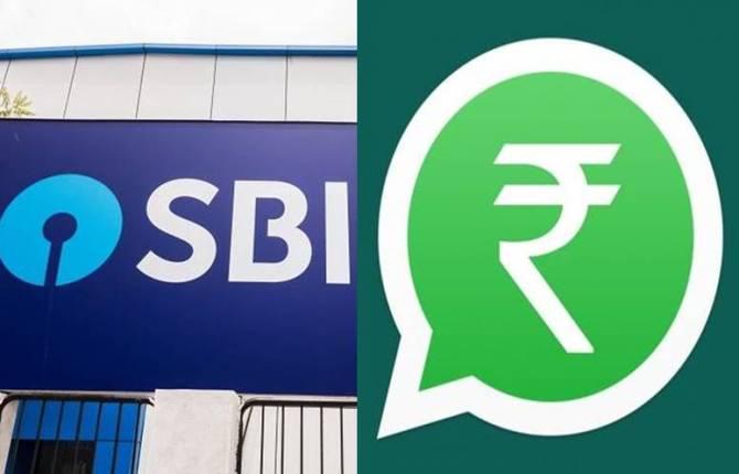SBI Internet banking SBI new rules SBI WhatsApp pay implementation