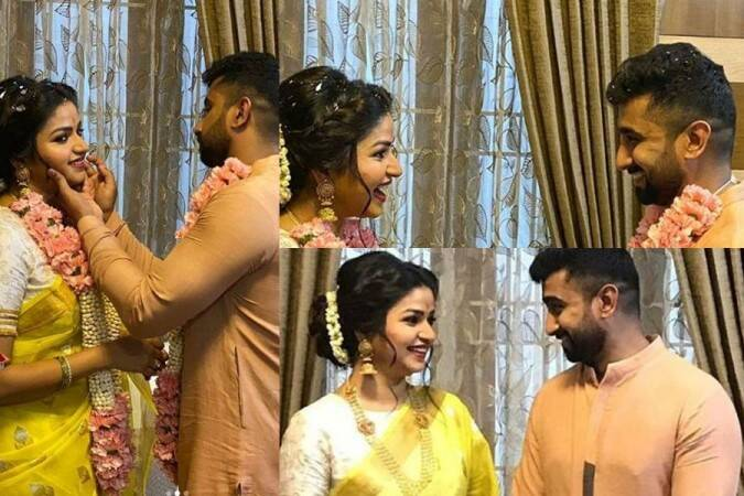 Nithya Ram Wedding