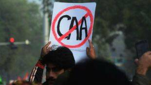 CAA protest, caa act