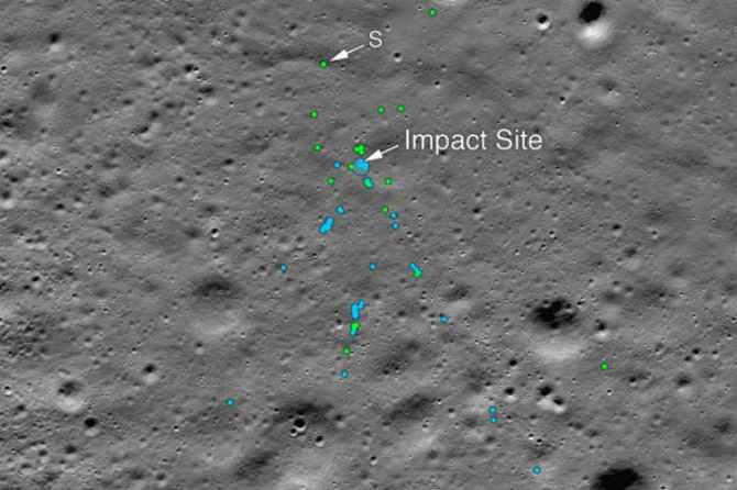 Chandrayan 2, vikram lander, nasa