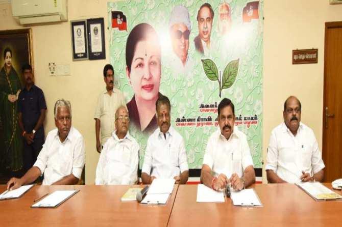 tamil nadu election news, Tamil Nadu State Election Commission, aiadmk official website, aiadmk local body election candidates, உள்ளாட்சித் தேர்தல், அதிமுக வேட்பாளர்கள் பட்டியல்