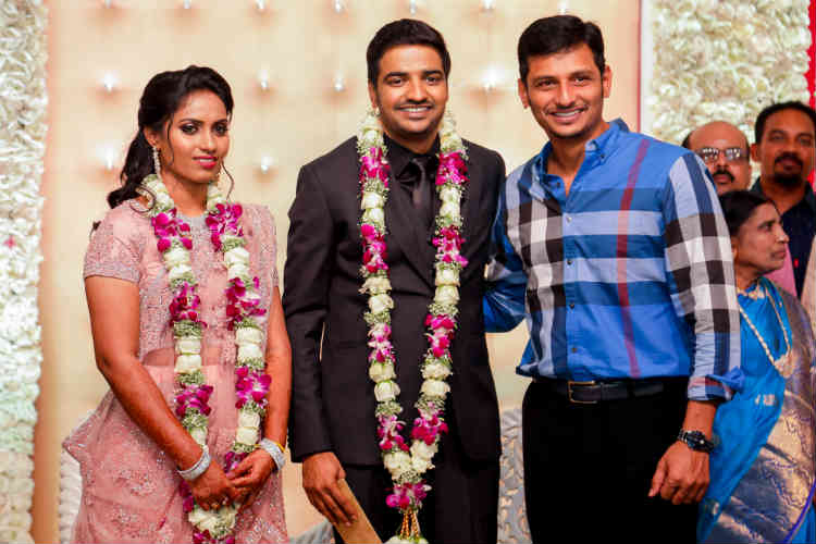 Sathish - Sindhu Wedding