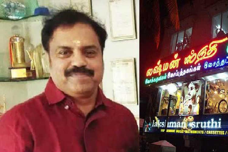Lakshman Sruthi owner suicide