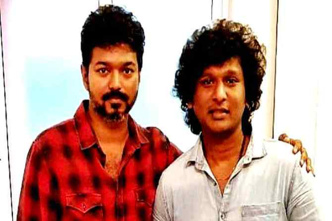 actor vijay, vijay Thalapathy 64, விஜய், தளபதி 64, தளபதி 64 படப்பிடிப்பு வீடியோ வரைல், thalapathy 64 shooting video viral, karnataka, shivamoga, vijay fans, thalapathy 64 shooting in shivamoga