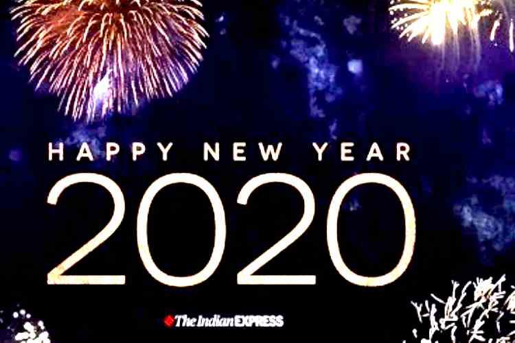 Happy New Year 2019 WhatsApp Wishes Stickers