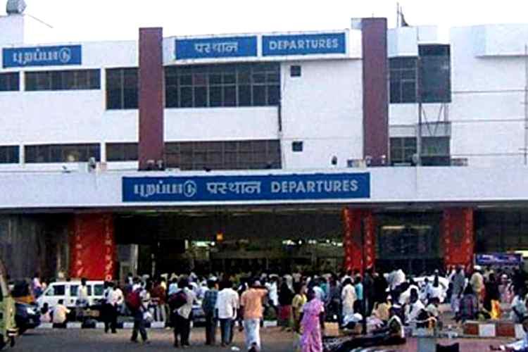 chennai airport, chennai airport domestic terminal Security check gets faster, சென்னை விமான நிலையம், தானியங்கி பரிசோதனை ஸ்கேனர், chennai airport Security check gets faster, automatic tray retrieval system in chennai airport