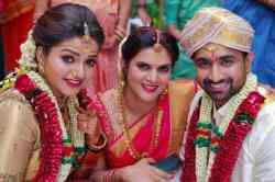 Nithya Ram Wedding