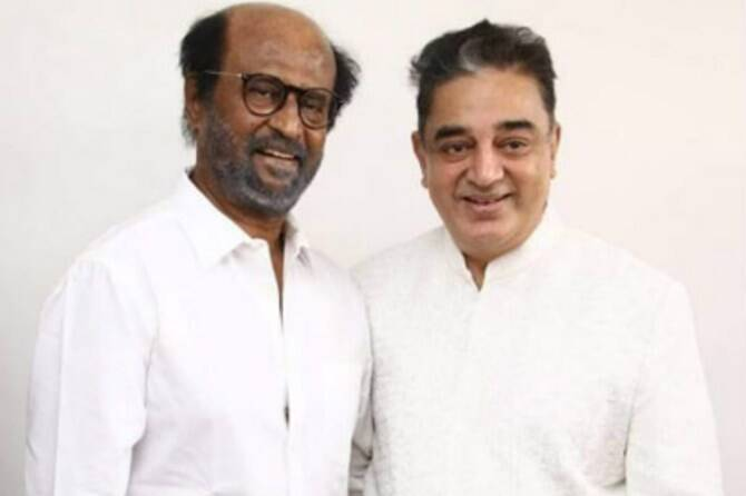 Rajinikanth Kamal Haasan movies Together