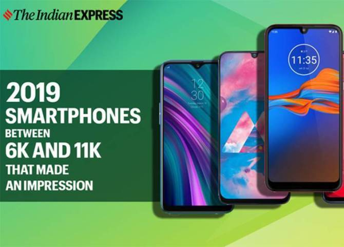 Best Budget Smartphones In India in 2019 under Rs. 11,000