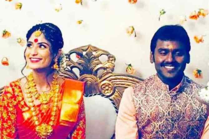 Vijaya Prabhakaran engagement