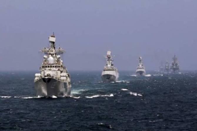 Navy drives away Chinese ship in Andaman Sea - இந்திய கடலில் அத்துமீறிய சீன கப்பல் - விரட்டியடித்த இந்திய கப்பற்படை கப்பல்படை