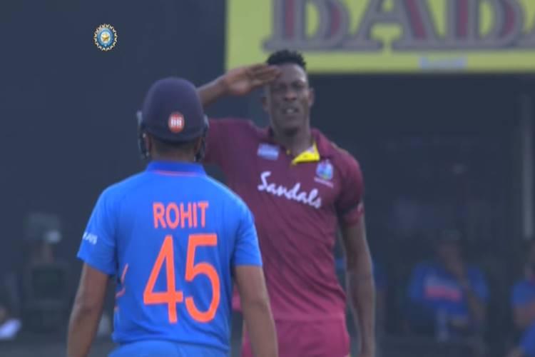rohit sharma's 159 runs vs west indies 2nd odi full video - அதகளப்படுத்திய 'ரோஹித் 159' - அடேங்கப்பா சிக்ஸர்கள்! (இது ரசிகனுக்கான வீடியோ)