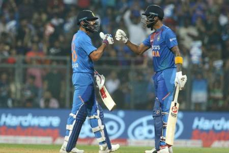 India vs West Indies 3rd T20I Cricket Score
