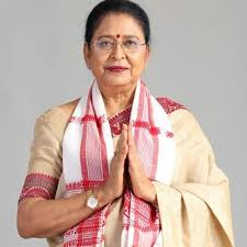 குவாஹாட்டி எம்.பி., ராணி ஓஜா