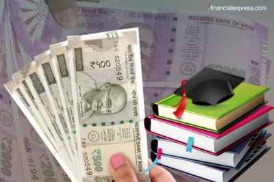 Top up education loans