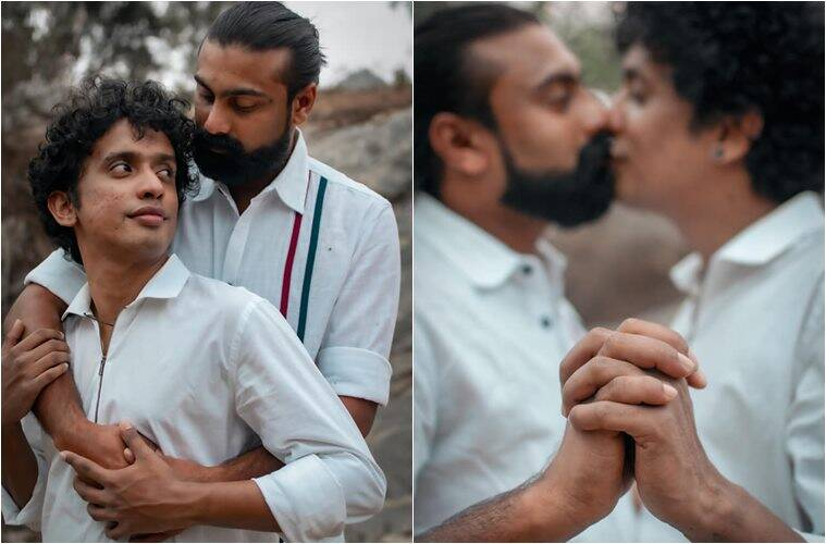 Kerala gay couple pre-wedding shoot goes viral