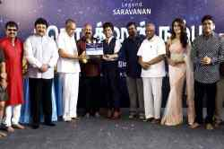 legend saravanan new tamil movie, saravana Stores owner tamil heroines absent