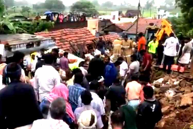 Mettupalayam wall collapse incident