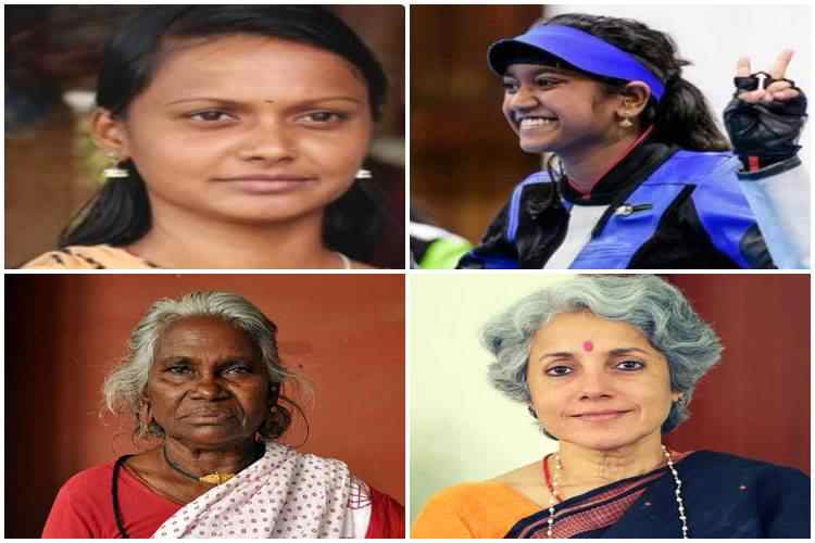 tamil nadu, woman, brave woman, 2019, madurai, chinnapillai, madurai chinnapillai, padma shri awards, m s swaminathan, sowmya