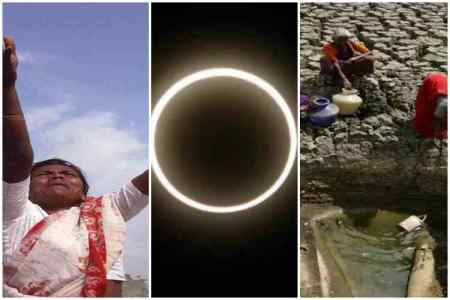 december, tsunami, tsunami anniversary, solar eclipse, solar eclipse 2019, pm modi, ground water level, new year 2020, celebration