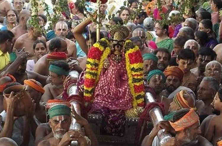 Srirangam Vaikuntha Ekadashi Srirangam Sri Ranganatha Swamy Temple sorgavasal thirappu 2020 date- ஸ்ரீரங்கம் ரெங்கநாதர் கோவில் வைகுண்ட ஏகாதசி