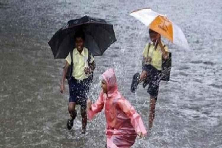 weather Chennai news , chennai rains