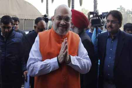 amit shah landline hacked, amit shah landline spoof,Home minister office , delhi police , amith shah office number spoofed,