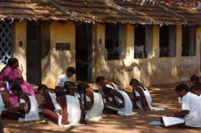 Tirupur, Government Koduvai School, alumnus, k m knitwear , subramanian, donation, alumini trust, school renovation, toilet facility