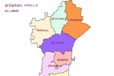 ஊரக உள்ளாட்சி தேர்தல் : தூத்துக்குடி மாவட்ட வேட்பாளர்கள் பட்டியல்