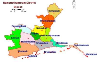 ஊரக உள்ளாட்சி தேர்தல் : ராமநாதபுரம் மாவட்ட வேட்பாளர்கள் பட்டியல்