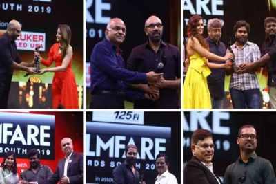 vijay sethupathi,Sundeep Kishan,Sid Sriram,Regina Cassandra,pariyerum perumal,Dhanush,Aishwarya Rajesh, filmfare awards, 96, awards, kollywood