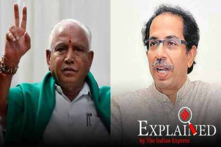 belgaum, karnataka maharashtra belgum tension, uddhav thackeray, b s yediyurappa, belgaum explained, express explained, indian express