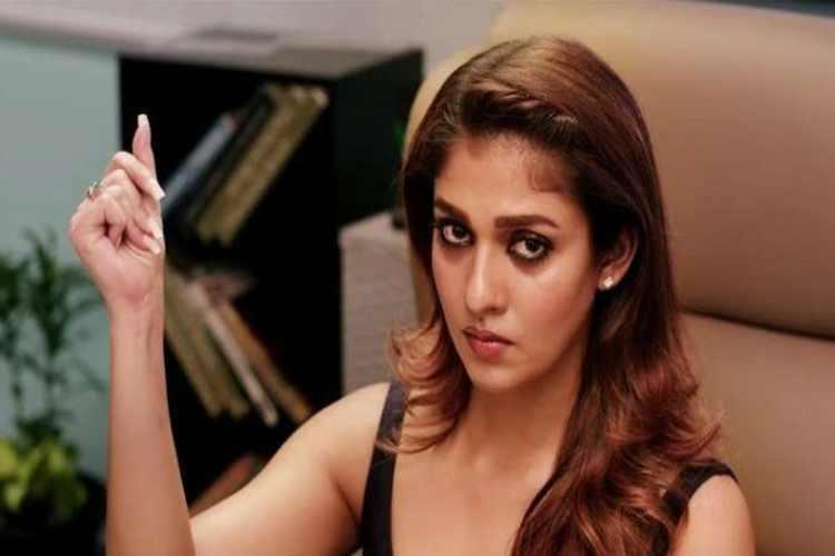 Nayanthara, Lady Super Star, Mookuthi Amman, video, viral, netizens, Troll