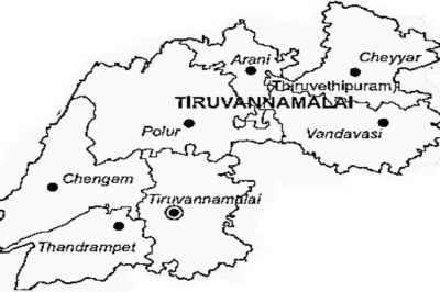 ஊரக உள்ளாட்சி தேர்தல் : திருவண்ணாமலை மாவட்ட வேட்பாளர்கள் பட்டியல்