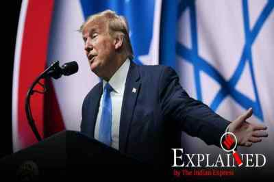 donald trump, anti semitism executive order, donald trump signed anti semitism executive order, டொனால்ட் டிரம்ப், யூத விரோத நிர்வாக உத்தரவு, order prohibiting federal funding, colleges universities tolerating anit israeli movement, jews, Tamil indian express