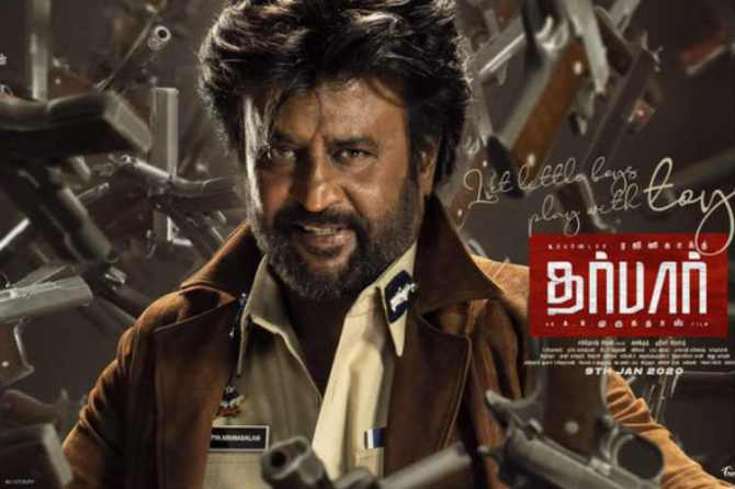 Darbar Box Office Collection Day 1