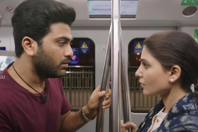 Jaanu Trailer, Samantha Akkineni, Sharwanand
