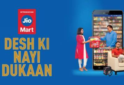 Reliance launches online grocery platform JioMart