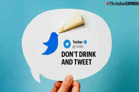 twitter, twitter's don't drink and tweet, டுவிட்டர், மது அருந்திவிட்டு டுவிட் செய்யாதீர், மது அருந்திவிட்டு வாகனம் ஓட்டாதீர், twitter tweets, trending, Tamil indian express news, twitters trending, globally twitters trending