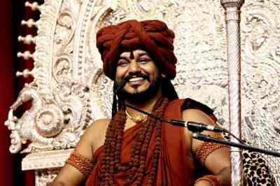 nithyanada, self-styled godman Nithyananda, நித்யானந்தா, புளு நோட்டீஸ், இண்ட்ர் போல், interpol notice, swami nithyananda location, gujarat police nithyananda, who is swami nithyananda, india news, Tamil indian expres