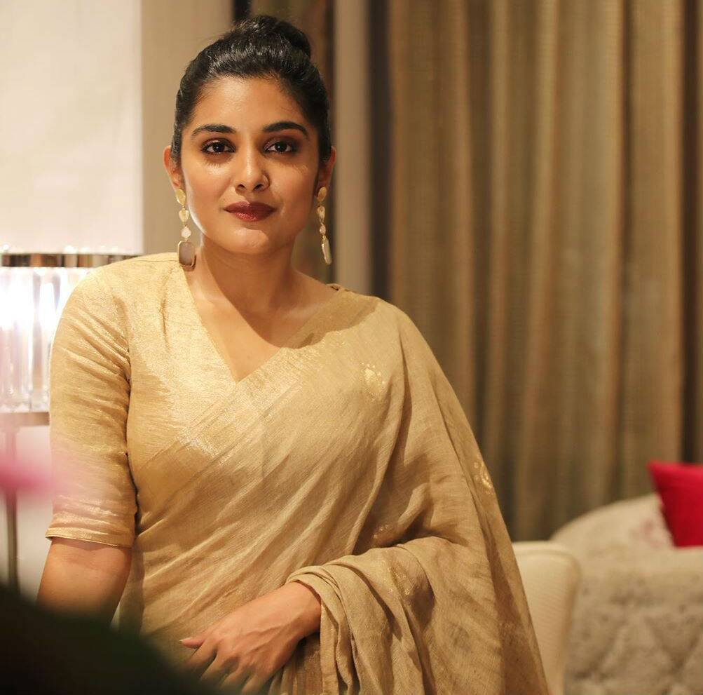 Nivetha Thomas Photo Gallery, darbar tamil movie