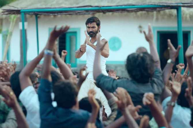 Pattas Trailer, Dhanush movie