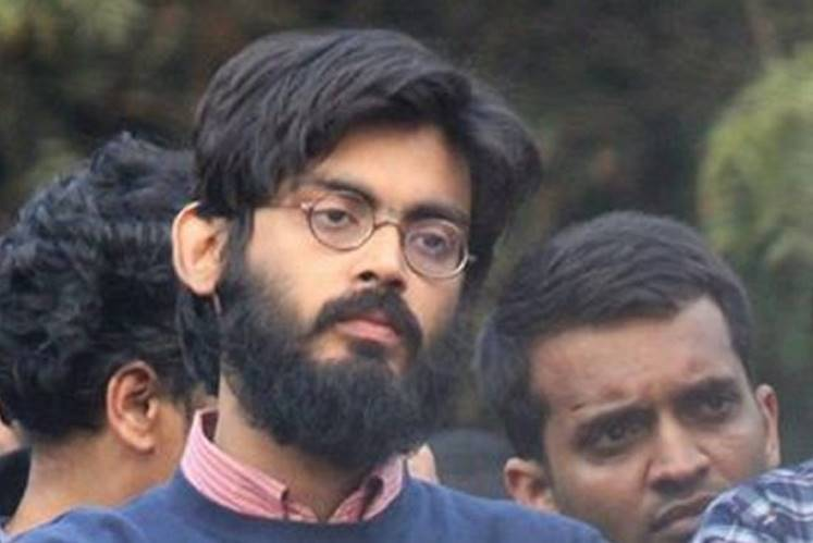 5 states charge JNU Sharjeel Imam with sedition case