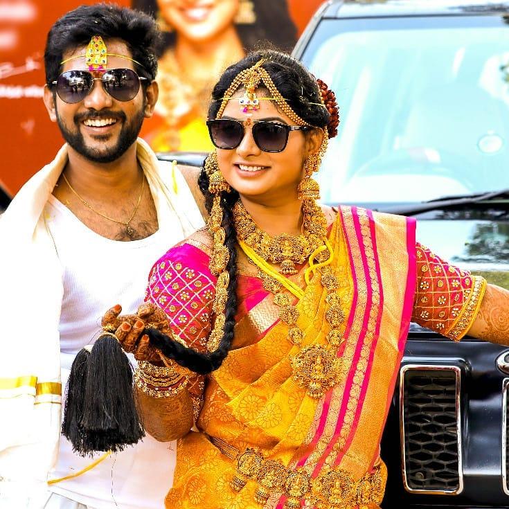 Swetha venkat pongal celebration