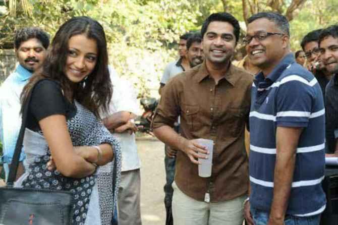 Trisha VTV movie, gautham menon