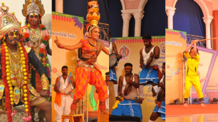 Pongal 2020 Chennai colleges celebrations images gallery