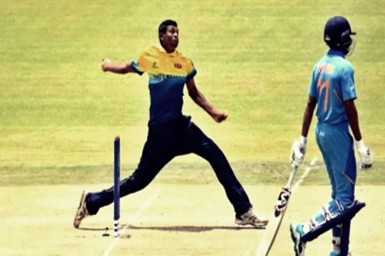 Matheesha Pathirana bowl a 175 kph delivery against India in U19 world cup fact check - Fact Check: U19 உலகக் கோப்பையில் இந்தியாவுக்கு எதிராக இலங்கையின் பதிரானா 175kph வேகத்தில் பந்து வீசினாரா?