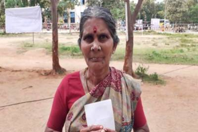 tn local body election result updates 21 year old student 73 year old woman won